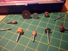 dremel bits and their uses