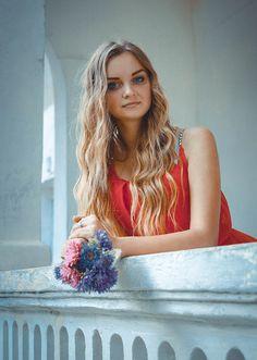 Ангелина / Canon EOS 70D / портрет