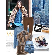 Show Us Your Winter SOREL Style: Contest Entry