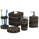 Mom .. I think you would really like this website. -- Horseshoe Bath Accessories