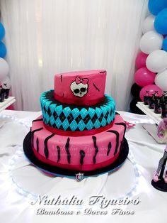 Bolo Monster High/cake Monster High