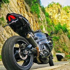 We like it on the road!  #motorcycle #roadtrip #BerTTonSquad #instamotor #instamoto #motorcyclePorn