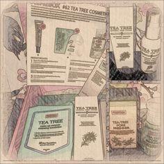 MEMEBOX #62 TEA TREE COSMETICS now up on my blog <3