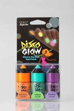 Glow-in-the-Dark Nail Polish: You're definitely going to need some glow-in-the-dark nail polish ($8) for late-night manis and pedis.