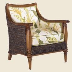 Cuban inspired chair
