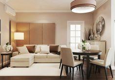 esempio di abbinamento color tortora, camera da letto con struttura ...