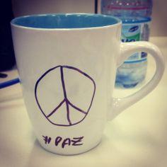 Café é Paz! #paz #amor www.diariodebordo.net.br