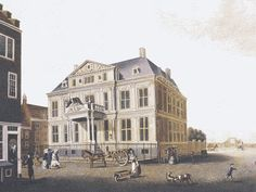 schielandshuis 1780, Rotterdam