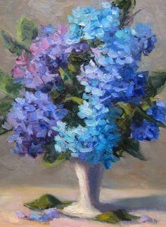 Hydrangea Fun -- Pat Fiorello