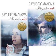 Kniha: Iba jeden deň + Iba jeden rok KOMPLET (Gayle Formanová) | bux.sk Agatha Christie, Best Sellers, Movies, Movie Posters, Author, Films, Film Poster, Cinema, Movie