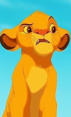 Day Favorite Disney prince is Simba. I love the character change through the movie, and he actually IS a prince (unlike some of the Disney guys. Disney Pixar, Simba Disney, Disney Lion King, Disney And Dreamworks, Disney Art, Disney Characters, The Lion King Characters, Lion King 3, The Lion King 1994