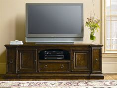Universal Furniture Home Entertainment Entertainment Console 016966 - Barrs Furniture - McMinnville, TN