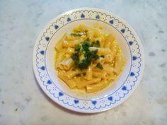 Pasta with Lemon
