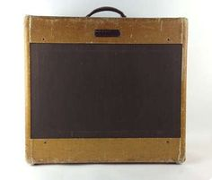 Classic Fender Amps. #Fender / Pro Amp / 1954 / Tweed / Vintage Amp