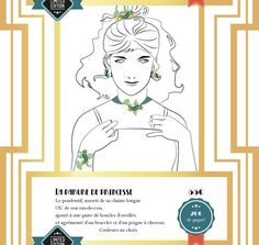 Parure de princesse #parure #poisson #portrait #jewel #jewelry #pendant #fish #artnouveau #artdeco