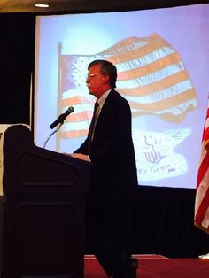 Amb. John Bolton at Eagle Council 2014