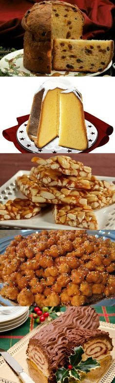 Cinque gustose ricette di dolci di Natale
