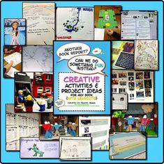 Creative Activities for ANY Novel or Short Story with Handouts Distance Learning Help Teaching, Teaching Activities, Creative Activities, Teaching Ideas, Creative Ideas, School Resources, Teacher Resources, 8th Grade Ela, Sixth Grade