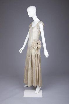 ~Dress~  ~1930s~  ~The Goldstein Museum of Design~