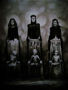 Macabre and the Grotesque Arte Horror, Horror Art, Art Journal Pages, Dark Art Paintings, Macabre Art, Occult Art, Creepy Art, Dark Fantasy Art, Gothic Art