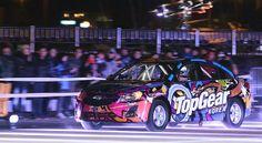 쉐보레 크루즈 터보(Chevrolet Cruze Turbo)가 XTM '탑기어코리아에 출연, 국내 최초로 자동차 360도 공중 트위스트 킥플립(Kick Flip)에 성공하며 그 제품성능을 재확인