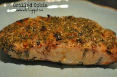 Life Of A Wise Wife : Grilled Cobia. What Is Cobia Five Ways Of Cooking Cobia Recipes. Home and Family Grilled Fish Recipes, Seafood Recipes, Cooking Recipes, Healthy Recipes, Yummy Recipes, Seafood Dishes, Pizza Recipes, Cooking Ideas, Meat Recipes