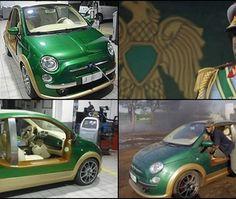 صور: تعرف على سيارة القذافي التي صُنعت له خصيصاً #سيارات_المشاهير #تيربو_العرب #صور #فيديو #Photo #Video #Power #car #motor #Celebrities
