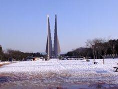 겨레의 탑/ 천안 독립기념관/ 행복한 동행