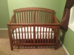 Heirloom crib - Woodworking creation by Snappy