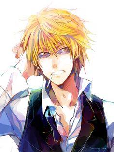Tags: Anime, Fanart, Pixiv, Durarara!!, Heiwajima Shizuo