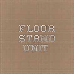 floor stand unit