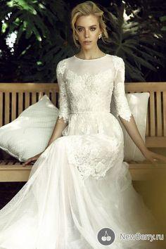 Свадебные платья Chana Marelus осень-зима 2015-2016
