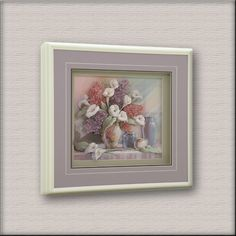 Back in the day Paper Toll was an amazingly popular artform; it really gave flat art a look! Even your old hobbies and crafts on your wall bring smiles. Soft Colors, Hobbies And Crafts, Painting Frames, Deep, Popular, 3d, Flat, Nice, Paper