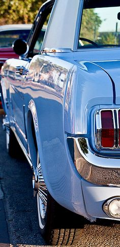 65' Ford Mustang