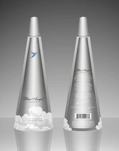 Nobody like my last #vodka #packaging pin. What about Blue Angel : ) PD