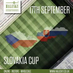 #Halusky became main sponsor of #SlovakiaCup which will take place on 17/09 in London. Celebrate with us this special event: https://www.facebook.com/events/670217633125752/?ti=cl