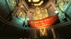 """""""No gods or kings. Only Man.""""    BioShock Remastered (2016) - Horror Games"""