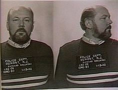 """The iceman gangster. Richard Leonard """"The Iceman"""" Kuklinski (April 1935 – March was an American contract killer who was convicted for three murders. Kuklinski was given the nickname """"Iceman"""" for his method of freezing a victim to mask the time of death. The Iceman, Evil People, Criminal Minds, Serial Killers, Mug Shots, True Crime, New Jersey, Jersey City, True Stories"""
