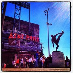 AT & T Park, we shall meet June 22nd