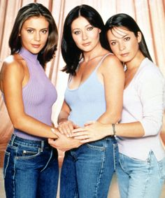 Phoebe, Paige, Piper, and Prue oh my!!