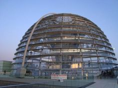 Norman Foster Reichstag Building Germany  #Foster #Norman Pinned by www.modlar.com