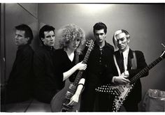 The Cramps by Johnathan Postal ca 1979