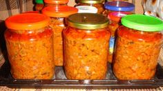 Salsa, Mason Jars, Cooking, Food, Sweets, Fine Dining, Preserves, Healthy Recipes, Health