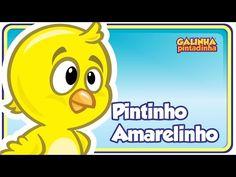 Pintinho Amarelinho - DVD Galinha Pintadinha - YouTube