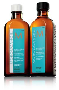 my pick for best treatment for frizzy hair - use as a leave-in. moroccanoil.