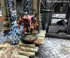 Must Contain Minis: The Coming of Ambronnax - Frostgrave: Forgotten Pa...