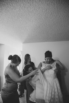 The Sniders  Photo By Photos by Bailey #wedding #bride #groom #seattle #photography #weddingdress #bridesmaids