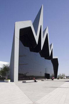 Zaha Hadid On Daring