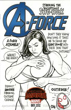 Erotic outrage by Frank Cho