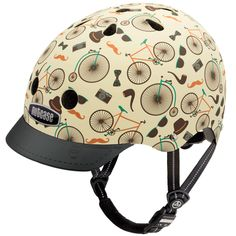 Washi Tape Bicycle Helmet . what a